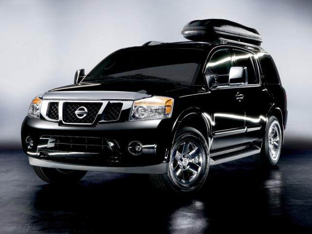 New and Used Nissan Armadas for sale in Delaware (DE) | GetAuto.com