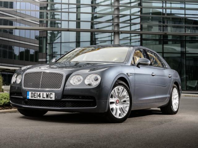 2016 Bentley Flying Spur