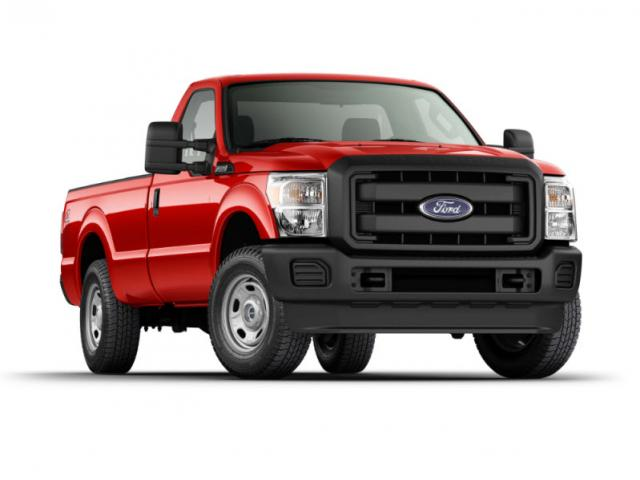 2015 Ford F-350 Super Duty