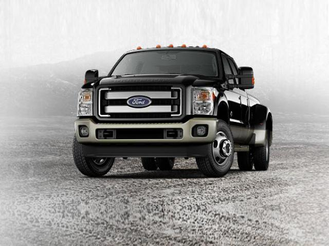 2013 Ford F-350 Super Duty