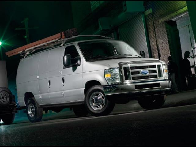 2010 Ford E350 Super Duty