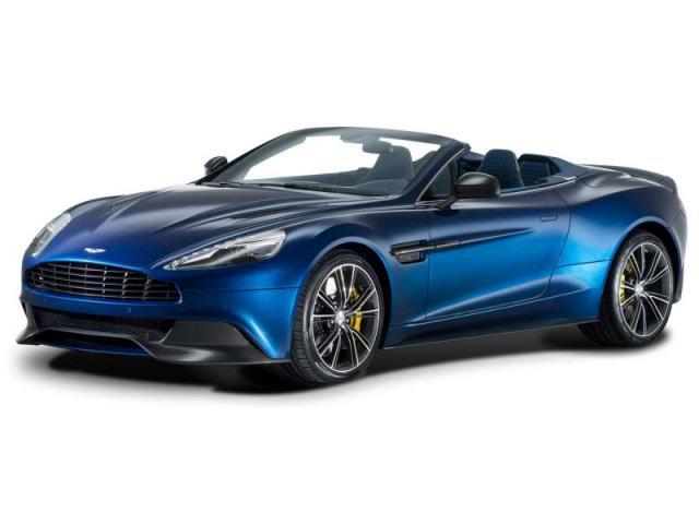 2017 Aston Martin Vanquish