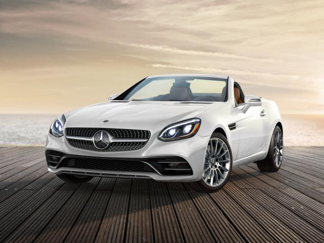2020 Mercedes-Benz SLC 300