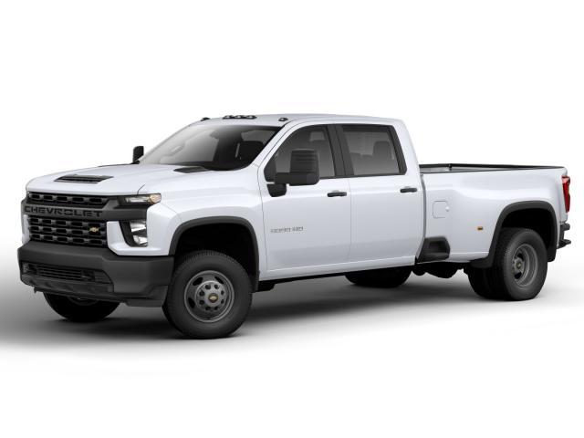 2021 Chevrolet 3500 Silverado