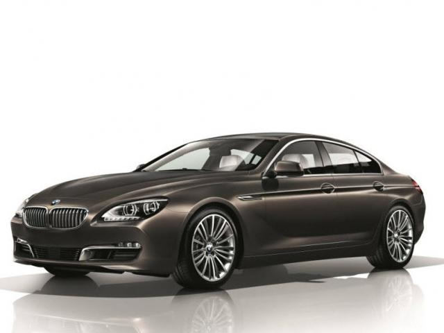 2017 BMW 650 Gran Coupe