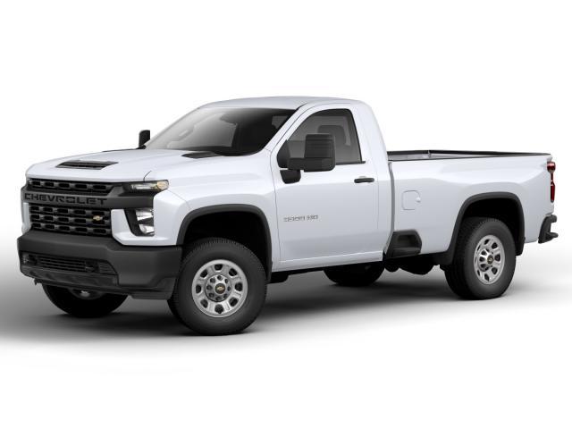 2021 Chevrolet Silverado 3500