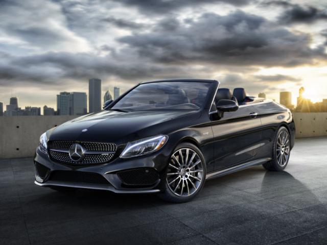 2020 Mercedes-Benz AMG C 63