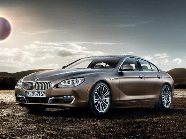 2013 BMW 640 Gran Coupe