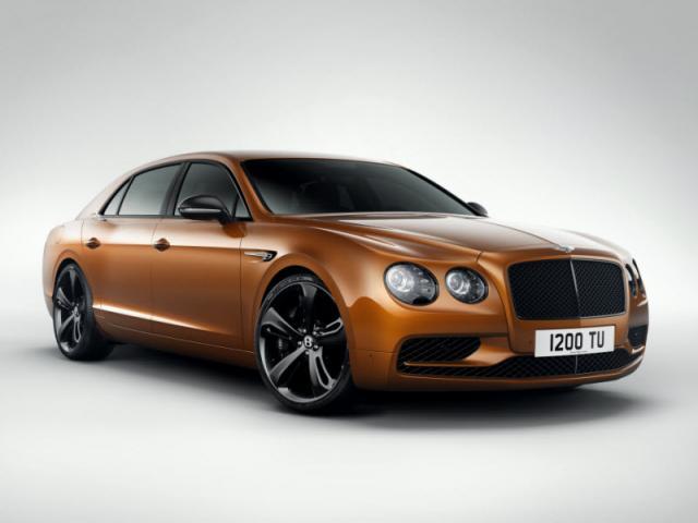 2018 Bentley Flying Spur
