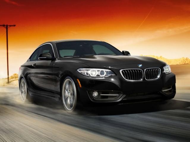 2016 BMW 228