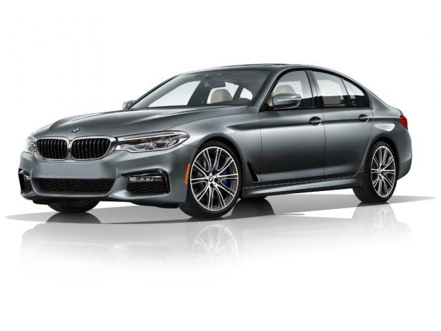 2017 BMW 540