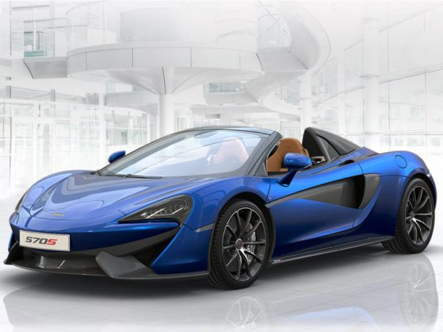 2018 Mclaren 570s Spider For Sale In West Palm Beach Florida
