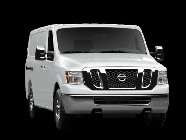 2020 Nissan NV Cargo NV2500 HD