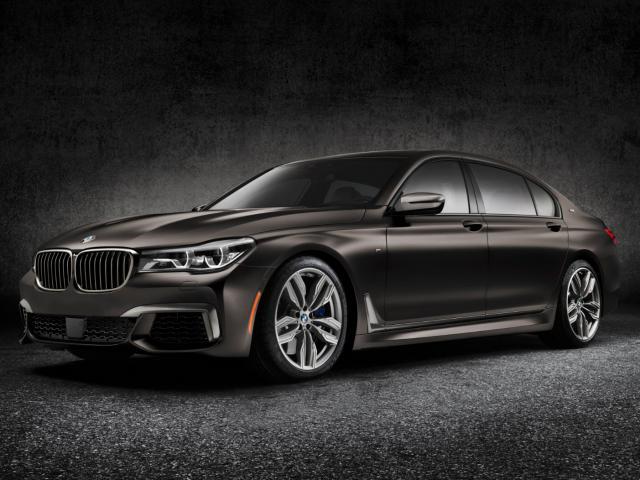 2019 BMW M760