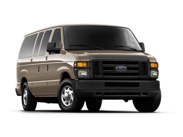 2013 Ford E150