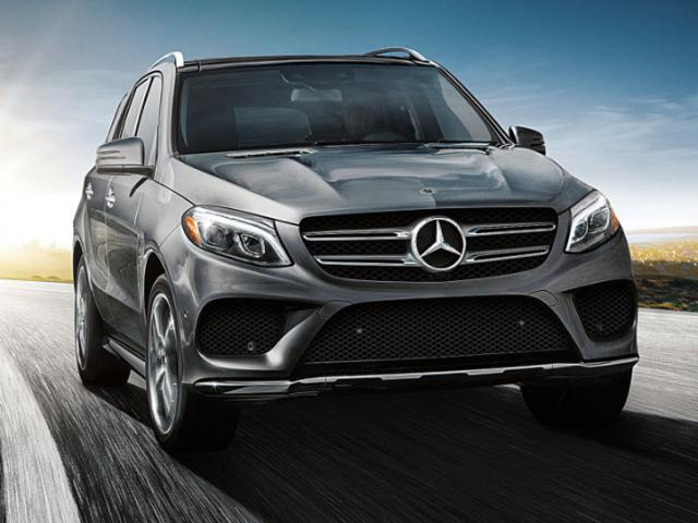 2019 Mercedes-Benz GLE 400