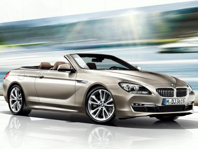 2014 BMW 650